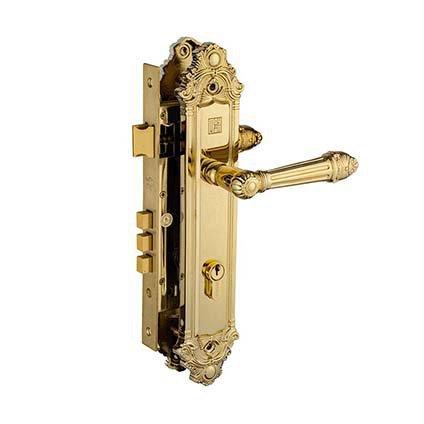KHÓA TN HC 8526 PVD GOLD