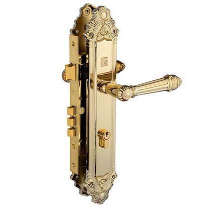 KHÓA TN HC 8526 ĐẠI PVD GOLD