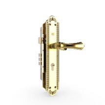 KHÓA TN HC 8561 ĐẠI PVD GOLD