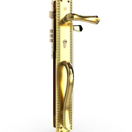KHÓA TN HC 8561 ĐẠI SẢNH PVD GOLD